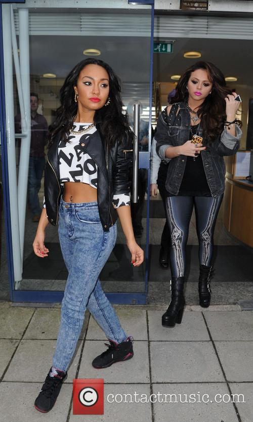 Little Mix, Leigh-anne Pinnock and Jesy Nelson 9