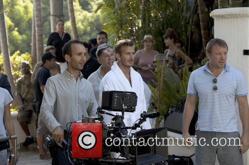 Guy Ritchie directs new campaign for David Beckham...