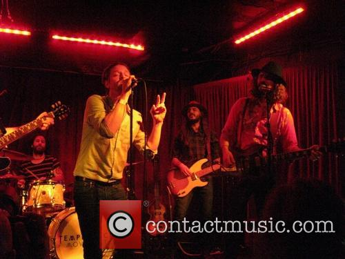 'The Temperance Movement' performing live at the London...