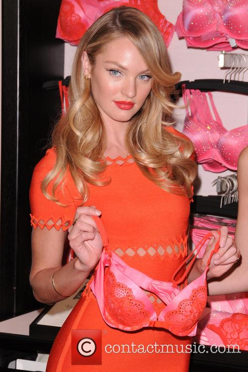 candice swanepoel victoria's secret angels share some love 3486340