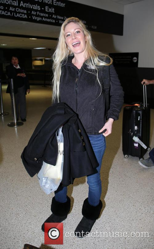 Heidi Montag And Spencer Pratt At LAX