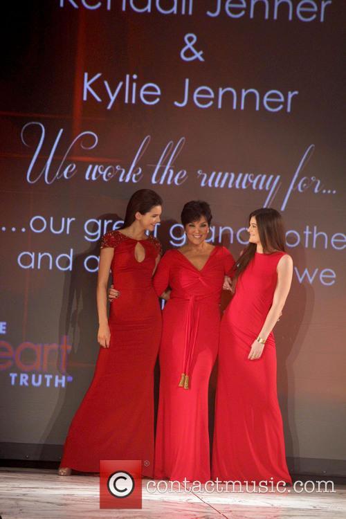 Kendall Jenner, Kris Jenner, Kylie Jenner, HAMMERSTEIN BALLROOM