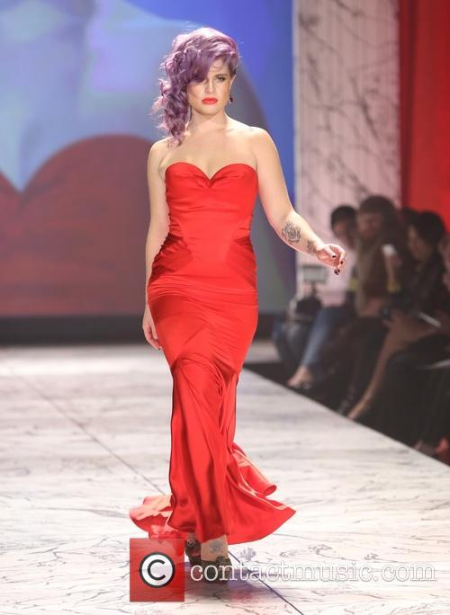kelly osbourne the heart truth's red dress collection 3485485