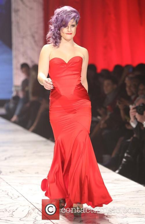 kelly osbourne the heart truth's red dress collection 3485507