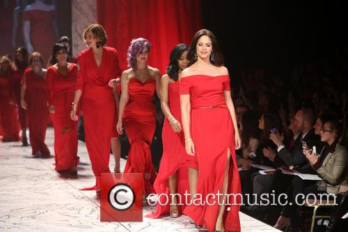 soledad o'brien the heart truth's red dress collection 3485516