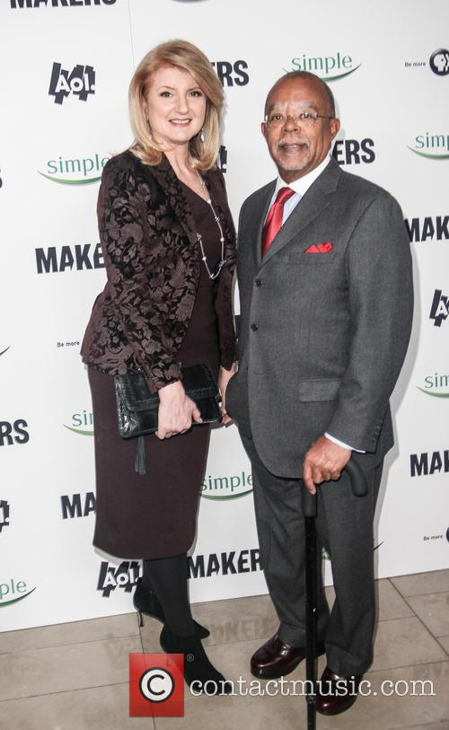 Arianna Huffington, Henry Louis Gates and Jr. 2
