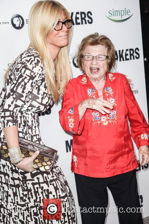 Dr. Ruth Westheimer and Guest 4