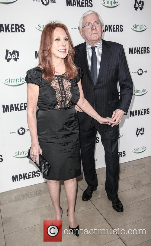marlo thomas phil donahue makers premiere 3485782