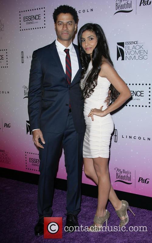 Eric Benet and Manuela Testolini 1