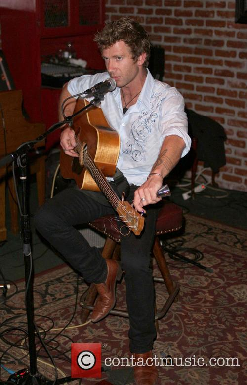 Owen Campbell performs at Piano Bar