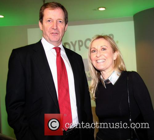 Alistair Campbell and Fiona Phillips 3