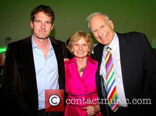 Peter, Dan Snow and Ann Macmillan 3
