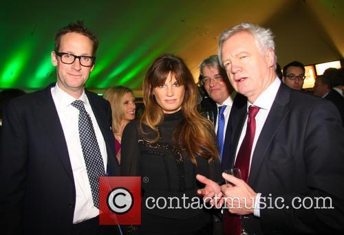 Harry Stourton, Jemima Khan and David Davis Mp 5