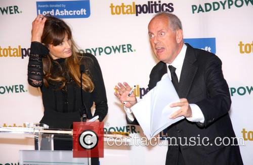 Jemima Khan and Gyles Brandreth 2