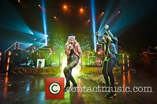 Rita Ora and Tinie Tempah 2