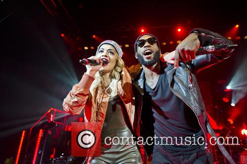 Rita Ora and Tinie Tempah 9