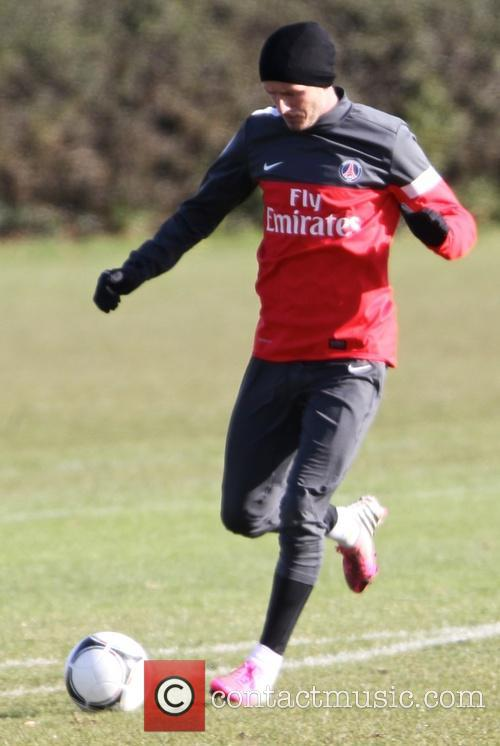 David Beckham 39