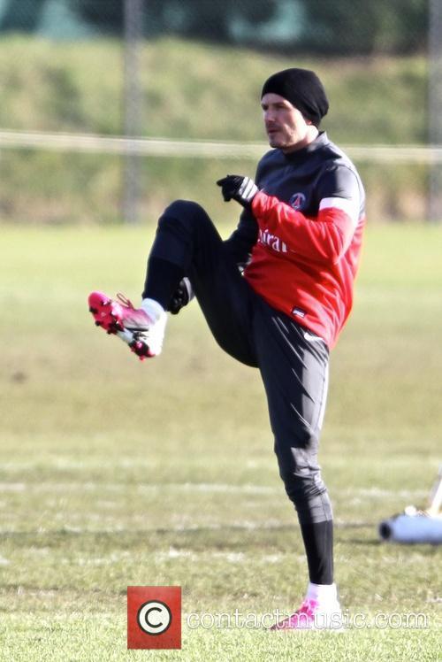 David Beckham 44