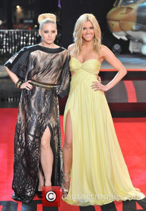 Ashley Roberts and Kimberly Wyatt 3