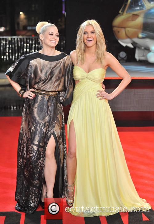 Ashley Roberts and Kimberly Wyatt 4