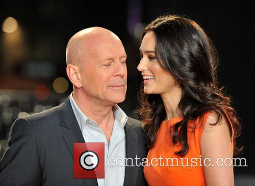 Bruce Willis and Emma Heming 7