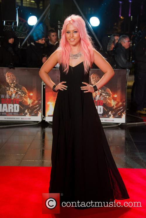 amelia lily 'a good day to die hard' 3486943