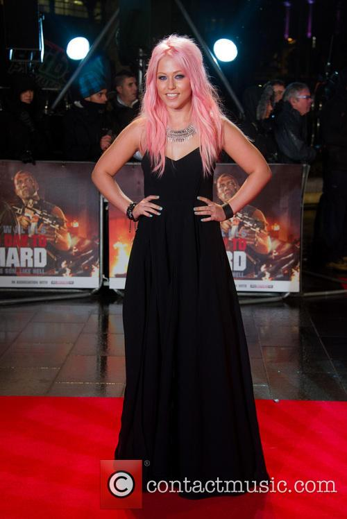 amelia lily 'a good day to die hard' 3486954