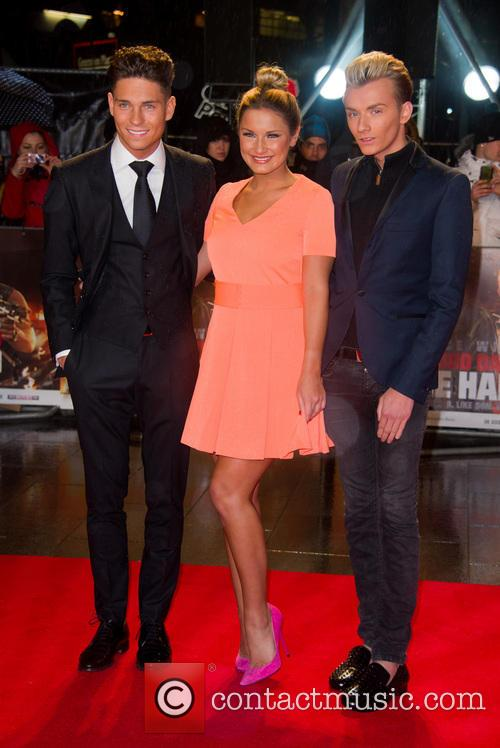 Joey Essex, Sam Faiers and Harry Derbridge 5