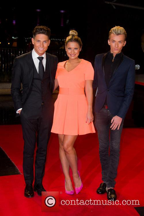 Joey Essex, Sam Faiers and Harry Derbridge 6
