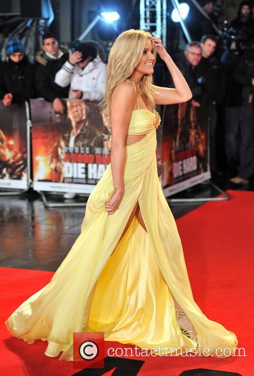 'A Good Day to Die Hard' UK Premiere