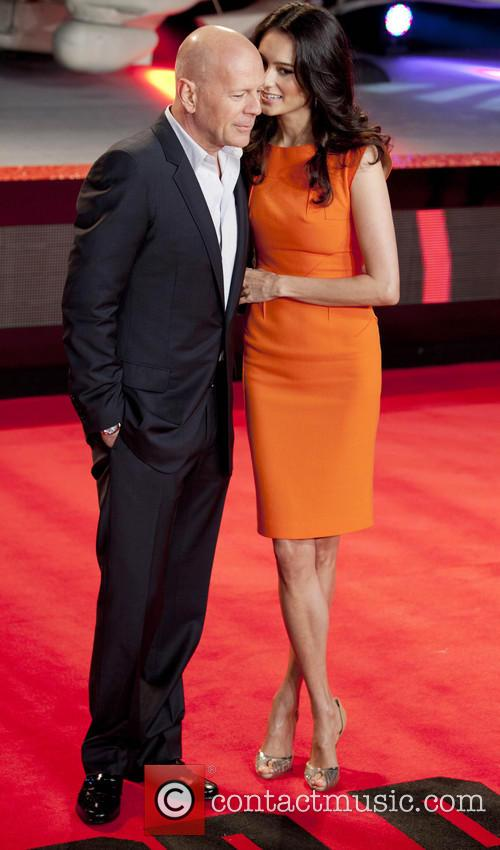 Bruce Willis and Emma Heming 7