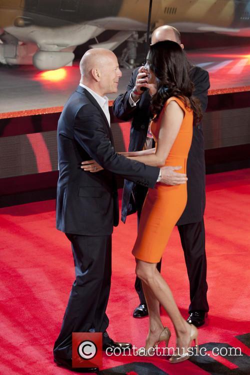 Bruce Willis and Emma Heming 10