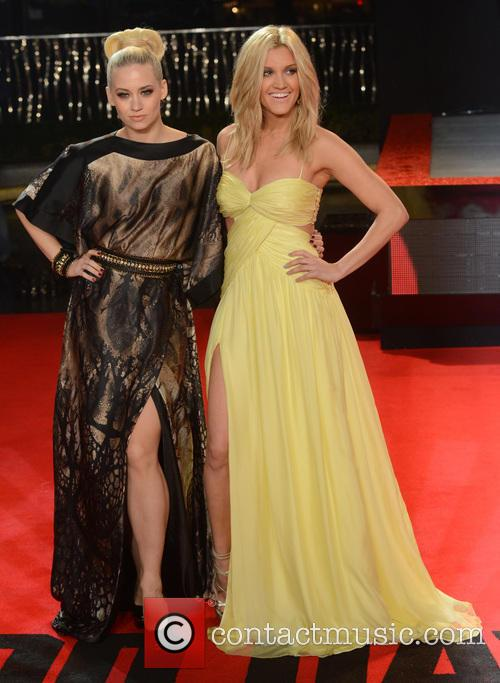 Ashley Roberts and Kimberley Wyatt 5