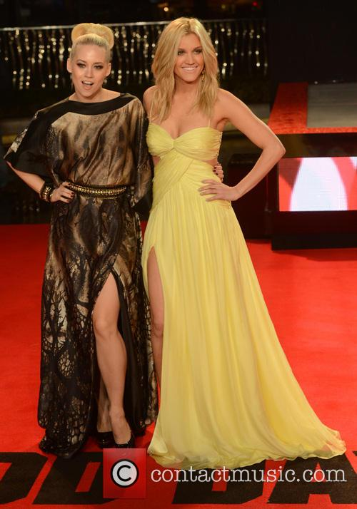 Ashley Roberts and Kimberley Wyatt 6