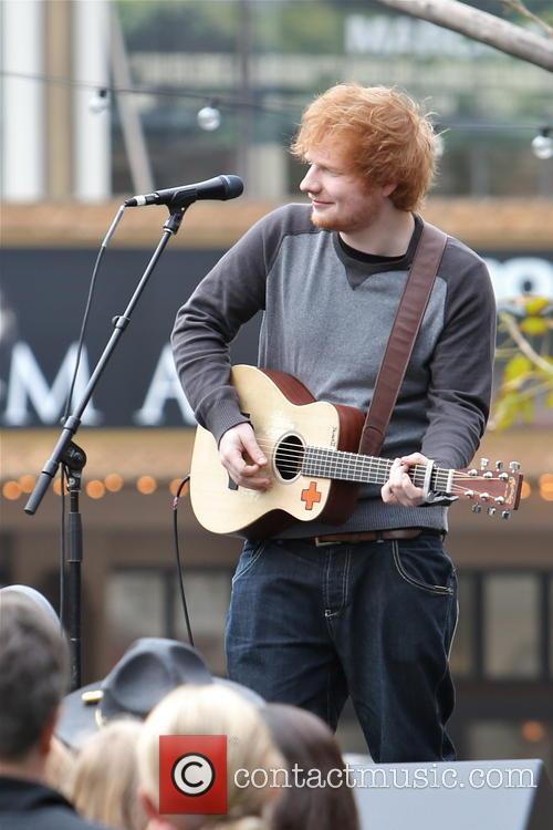 Ed Sheeran 40