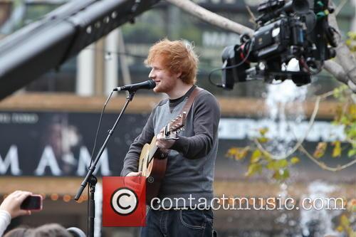 Ed Sheeran 45