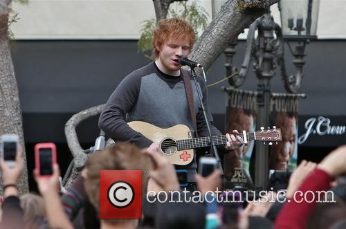 Ed Sheeran 50