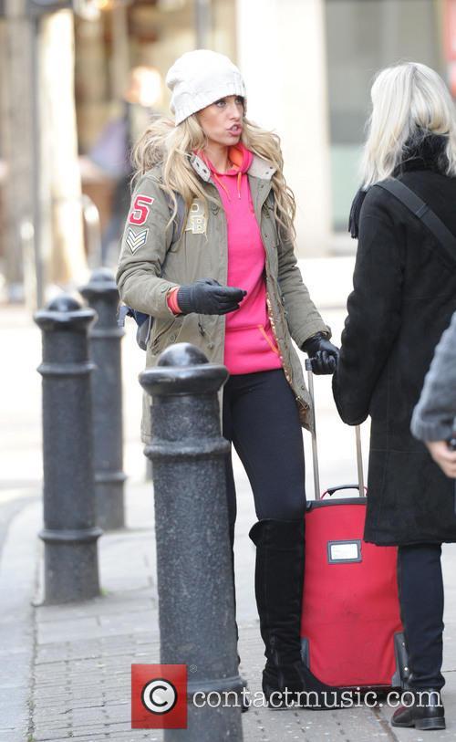 Josie Gibson leaving Channel 5 studios