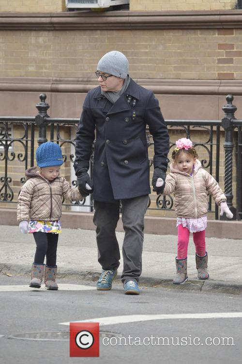 Matthew Broderick, Marion Broderick and Tabitha Broderick 2