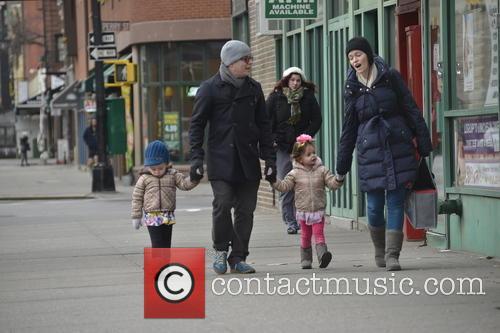 Matthew Broderick, Marion Broderick and Tabitha Broderick 6