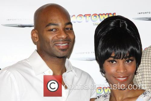 Motown, Brandon Victor Dixon and Valisia LeKae 3
