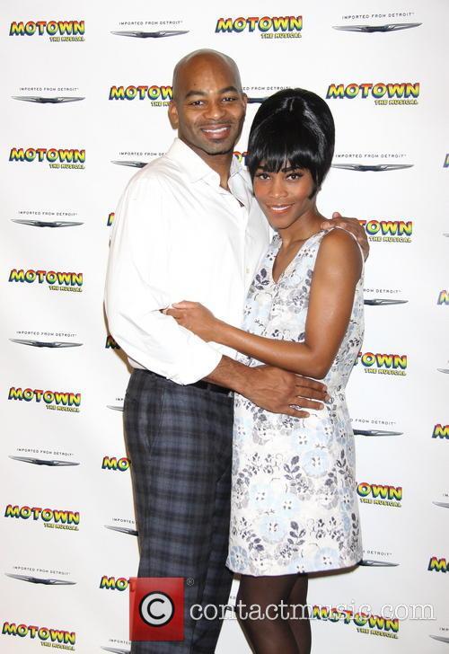Motown, Brandon Victor Dixon and Valisia LeKae 5