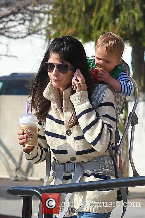 Selma Blair and Arthur Saint Bleick 11