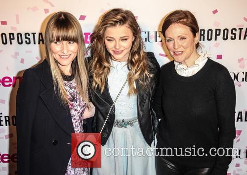 Amy Astley, Chloe Grace Moretz and Julianne Moore 4
