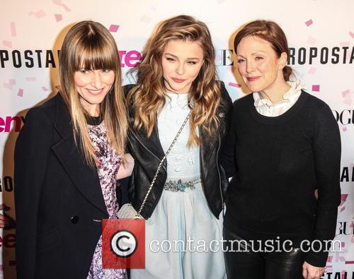 Amy Astley, Chloe Grace Moretz and Julianne Moore 5