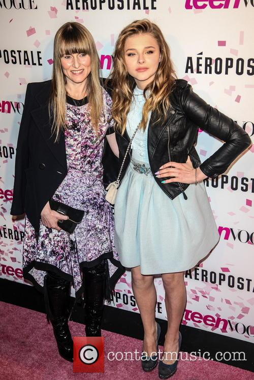 Amy Astley and Chloe Grace Moretz 2