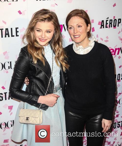 Chloe Grace Moretz and Julianne Moore 3