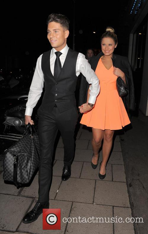 Joey Essex and Samantha Faiers 3