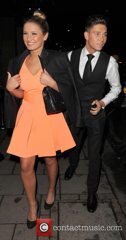 Joey Essex and Samantha Faiers 4