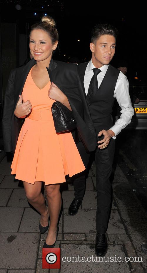 Joey Essex and Samantha Faiers 5